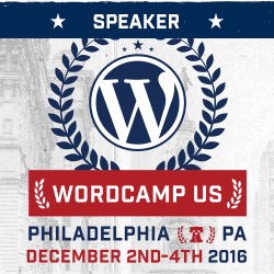 WordCamp US Speaker